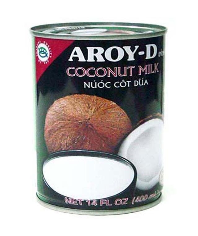 """Кокосовое молоко """"AROY-D"""" (400мл/шт)"""