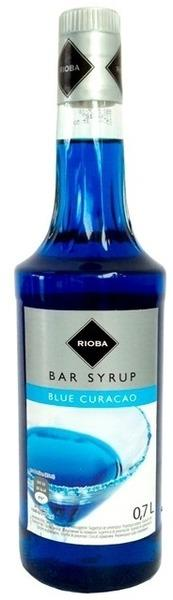 Сироп Rioba Блю Кюрасао