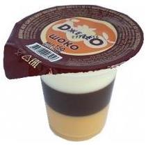 Десерт Джелео Шоко молочный 5%