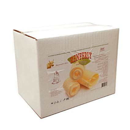 Масло Renferly сладко-сливочное 82,5%