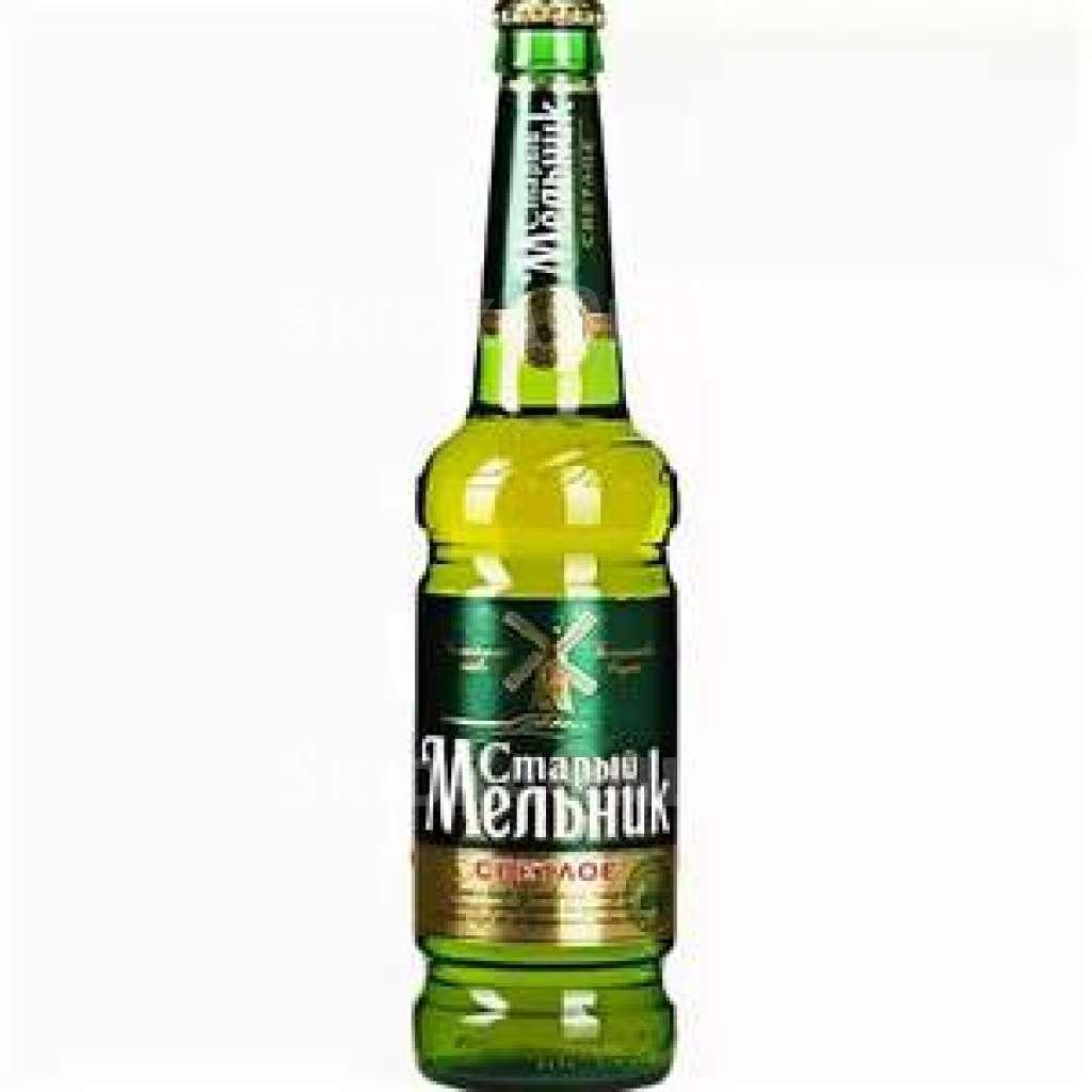 Пиво Старый Мельник светлое 4,7%