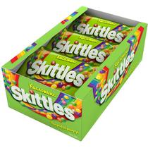 Конфета Skittles Кисломикс драже в сахарной глазури 12шт.