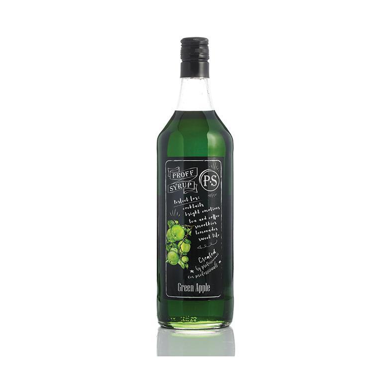 Сироп Proff Syrup Яблоко зеленое