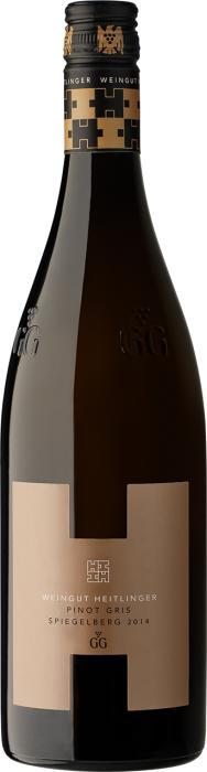 Вино Шпигельберг Пино Гри ГГ / Spiegelberg Pinot Gris GG,  Пино Гриджио,  Белое Сухое, Германия