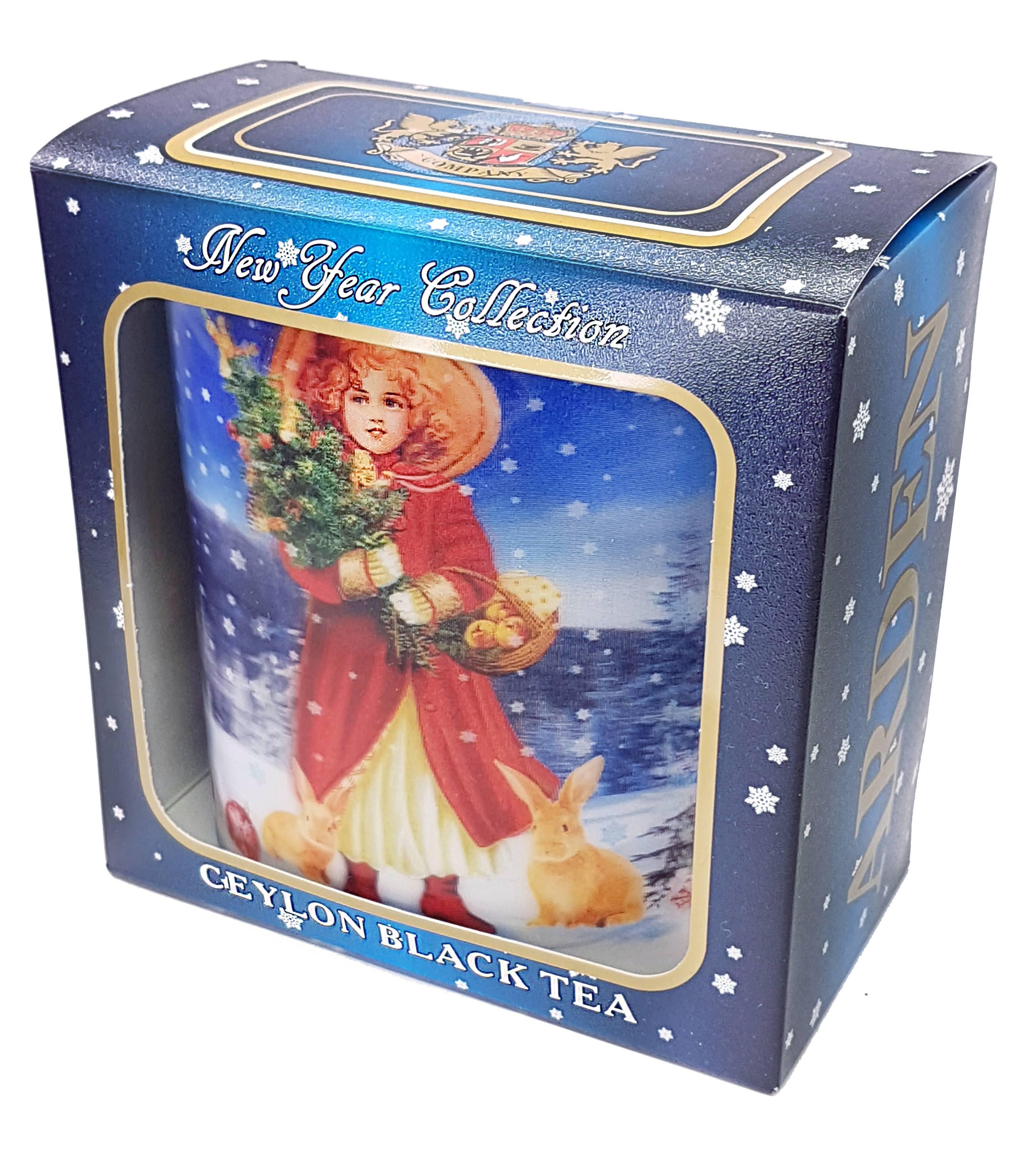 Чай черный Arden Листовой ОРА Девочка 3D