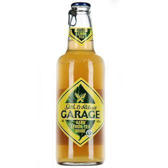 Пиво Garage Hard лимон