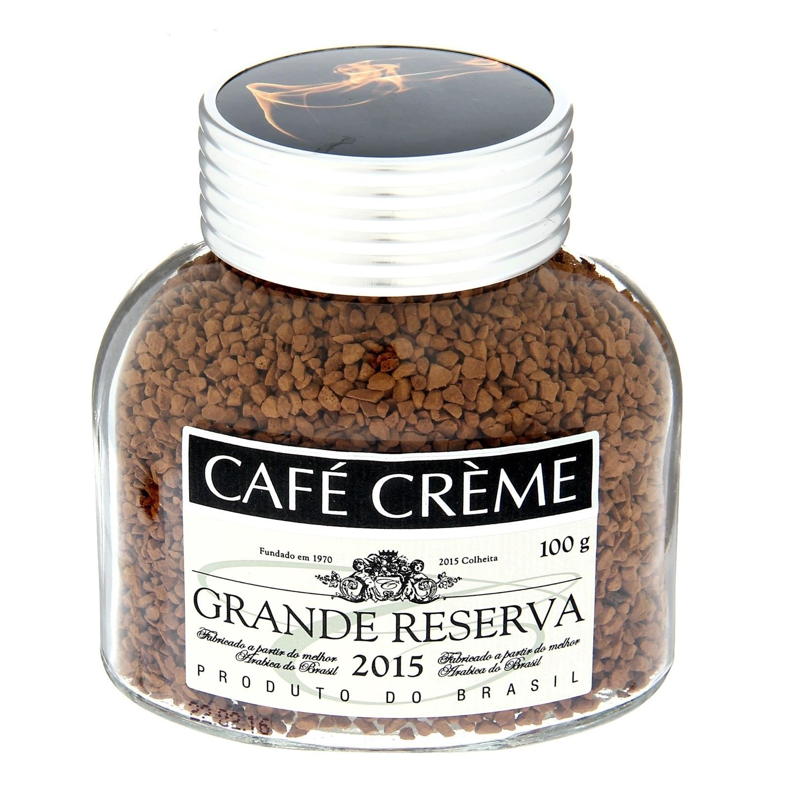 Кофе Cafe Creme Grande Reserva сублимированный 50 гр