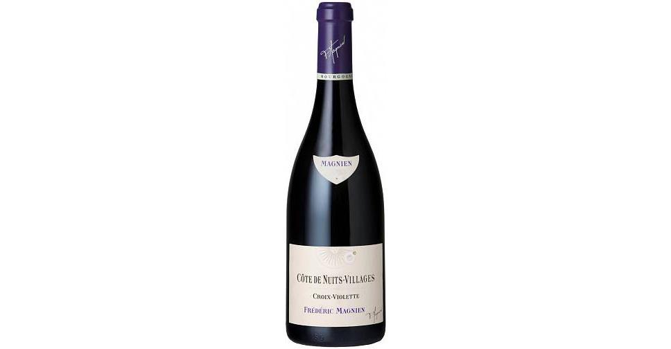Вино Frederic Magnien Cote de Nuits Villages Croix Violette 2014, красное сухое