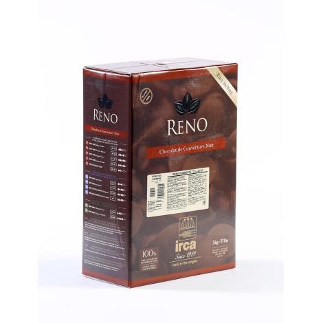 Шоколад темный Irca Reno Fondente Ghana President в дисках 52%, Италия