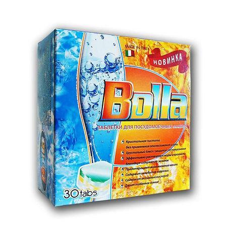 Таблетки для посудомоечной машины BOLLA 7In1 30шт