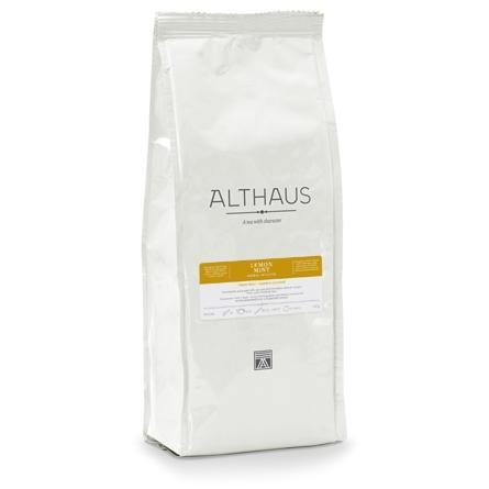 Чай травяной Althaus Lemon Mint листовой