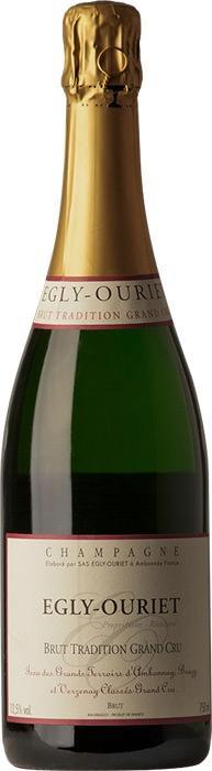 Шампанское Брют Традисьон Гран Крю / Brut Tradition Grand Cru,  Пино Нуар, Шардоне,  Белое Брют, Франция