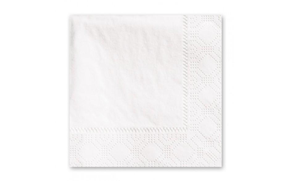 Бумажные салфетки Batist Белые 33х33см 2 слоя 30шт