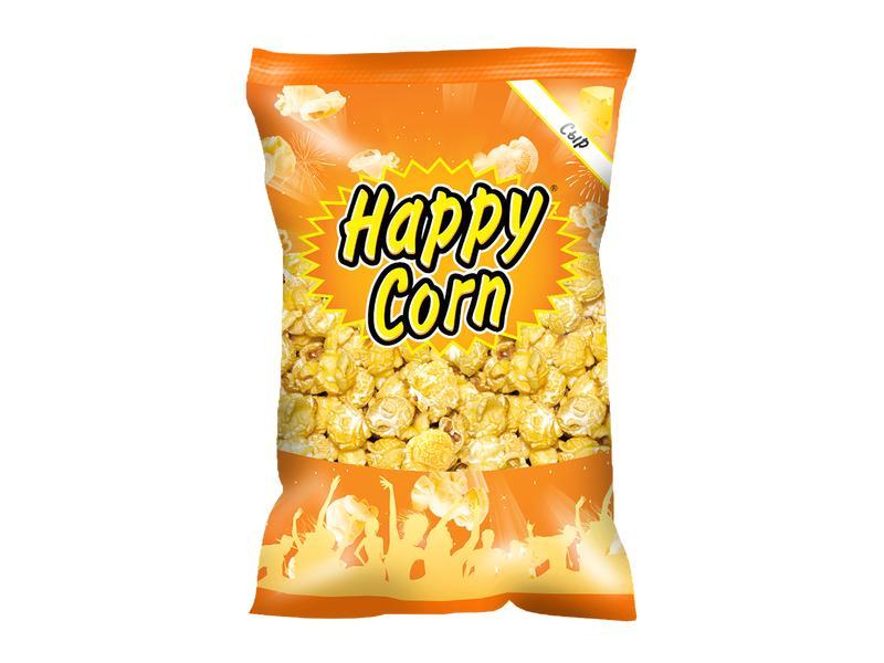 Попкорн Happy Corn Сыр