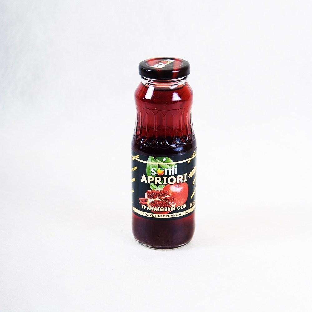 Сок APRIORI Гранатовый