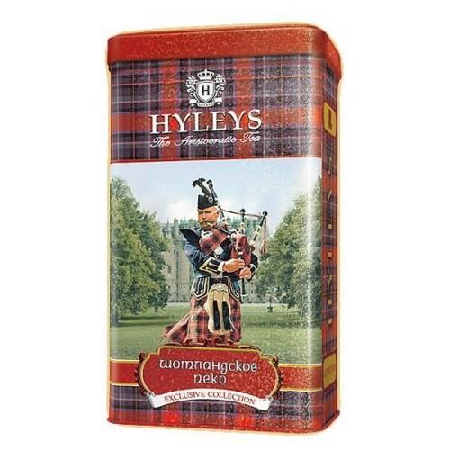 Чай Hyleys Шотландское Пеко