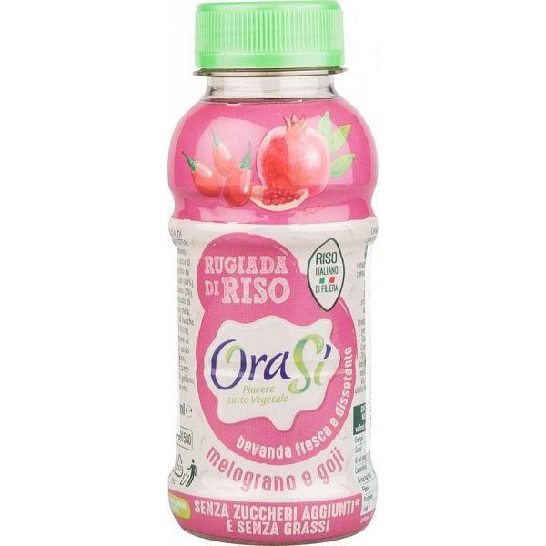 Сок OraSi гранат и ягоды годжи