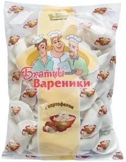 Вареники Братцы Варенники С картофелем