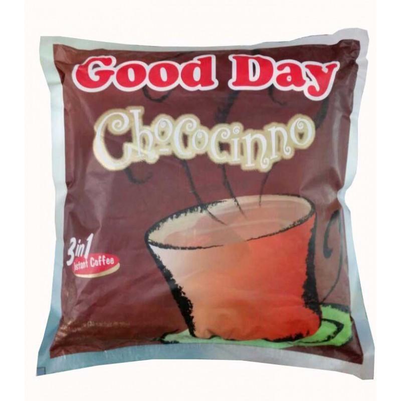 Кофе Good Day Chococinno 3в1 30 пакетов