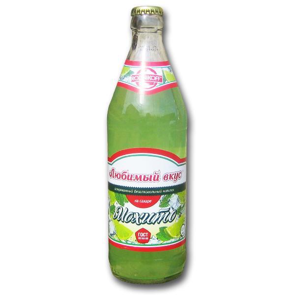 Газированный напиток Любимый вкус Мохито