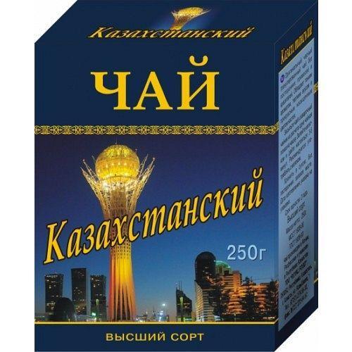 Чай Казахстанский Черный гранулированный