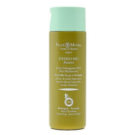 Молочко Frais Monde для снятия макияжа увлажняющее для нормальной и сухой кожи