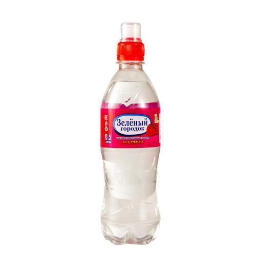 Вода Спортлок минеральная со вкусом Малины негазированная