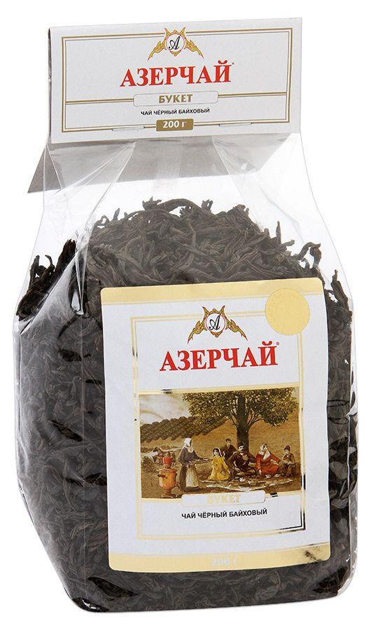 Чай Азерчай байховый букет черный