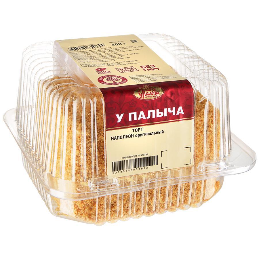 Торт У Палыча Наполеон