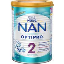 Смесь Nestle Nan Optipro 2 с 6 месяцев