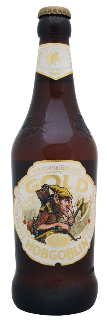 Пиво Wychwood Hobgoblin Gold светлое 4,5%