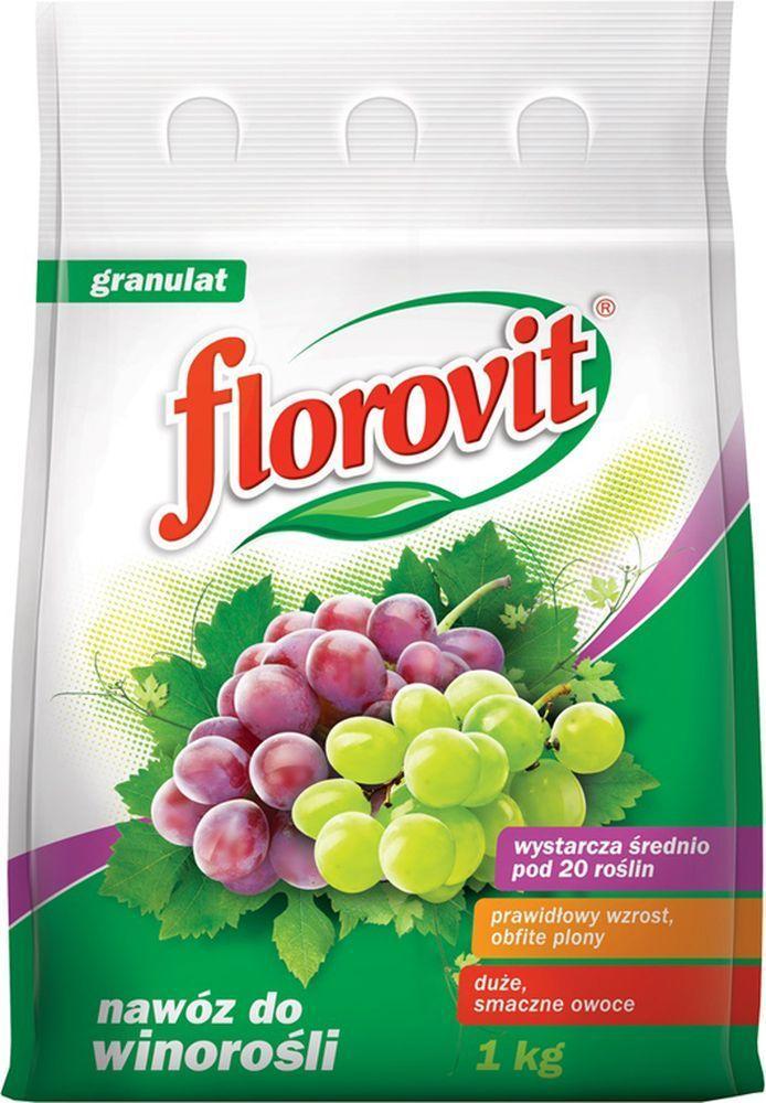 Удобрение Florovit Гранулированное садовое для винограда