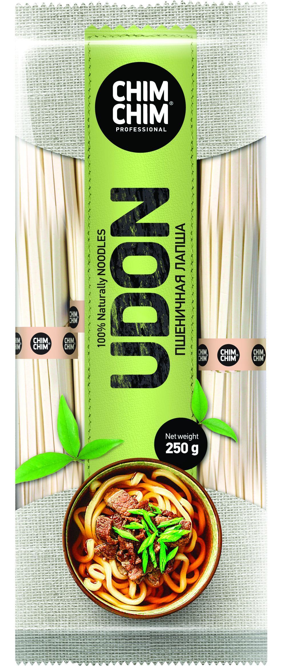 Макаронные изделия Чим-Чим Udon Лапша пшеничная