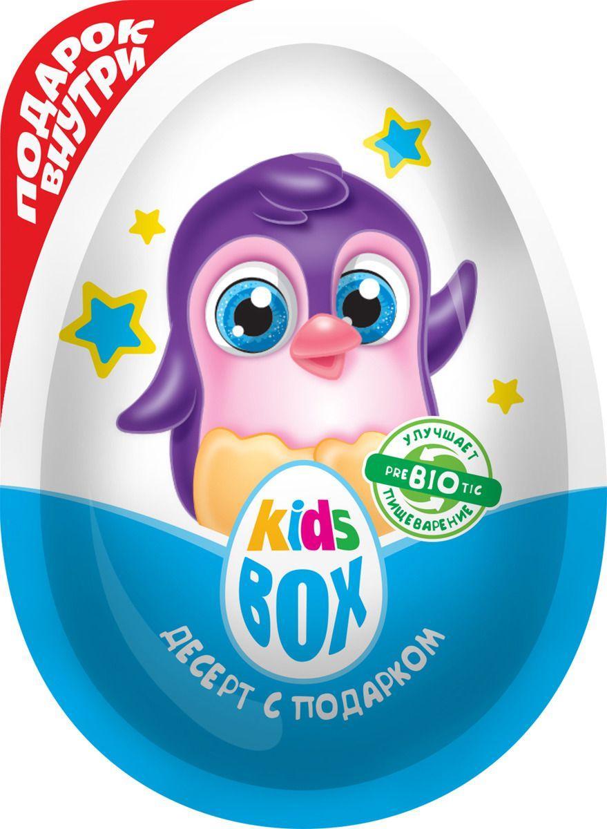 Десерт Конфитрейд Kids box Прилипалы Поли с подарком