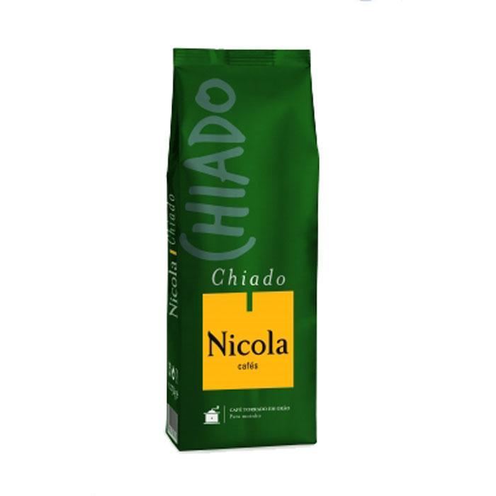 Кофе Nikola Chiado в зернах