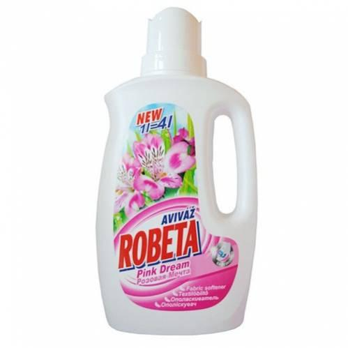 Кондиционер Solira Robeta концентрированный для белья Зеленая свежесть