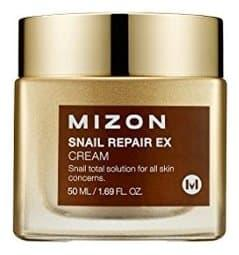 Крем для лица Mizon Snail Repair Ex Cream с муцином улитки