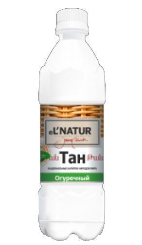 Напиток кисломолочный El`Natur Айран огуречный