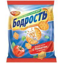 Крекер Рот Фронт Бодрость мини с томатом и травами 150 г.
