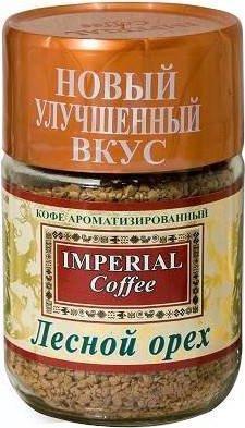 Кофе Imperial Лесной орех сублимированный 90 г.
