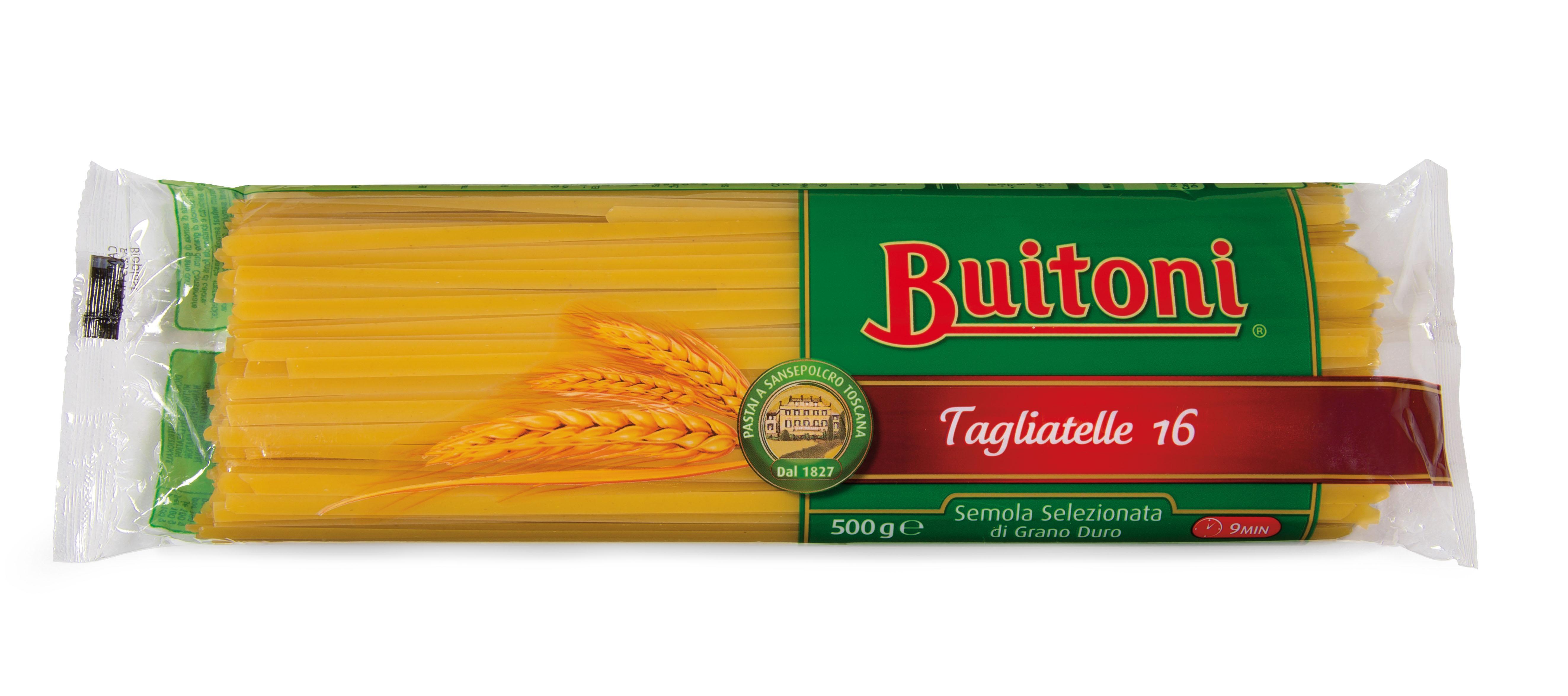 Макаронные изделия Buitoni Tagliatelle 16