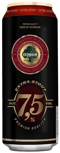 Пиво Eichbaum Extra Stout