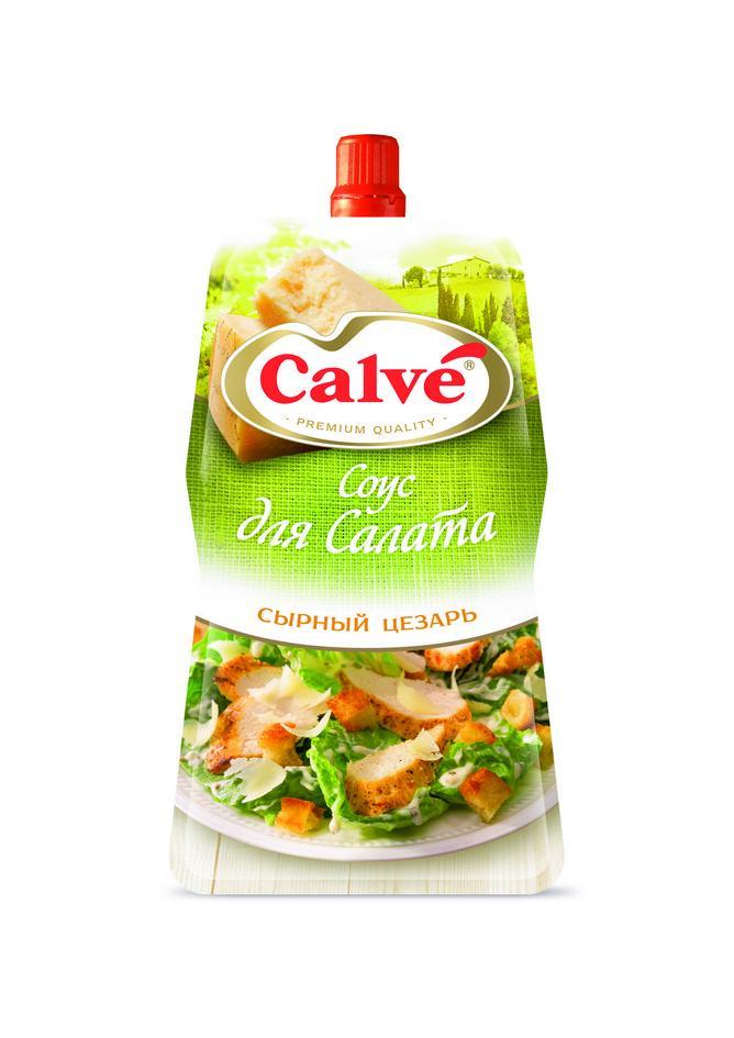 Майонез Calve для салата
