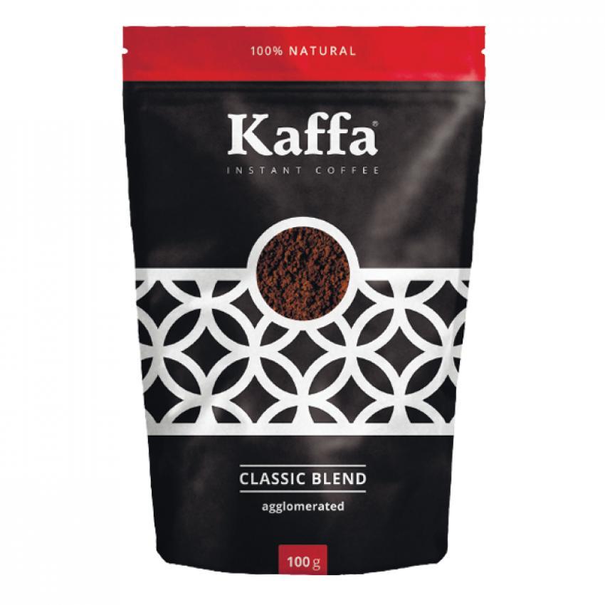 Кофе Kaffa Classic blend растворимый