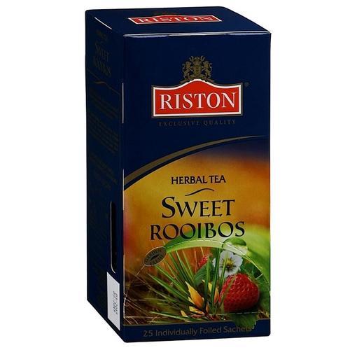 Чай Riston Sweet Rooibos травяной чай в пакетиках 25 пак