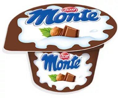 Десерт Monte Max с шоколадом и лесными орехами 13,3%