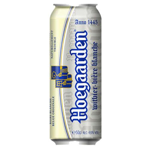Пивной напиток Hoegaarden специальный нефильтрованный 4,9%