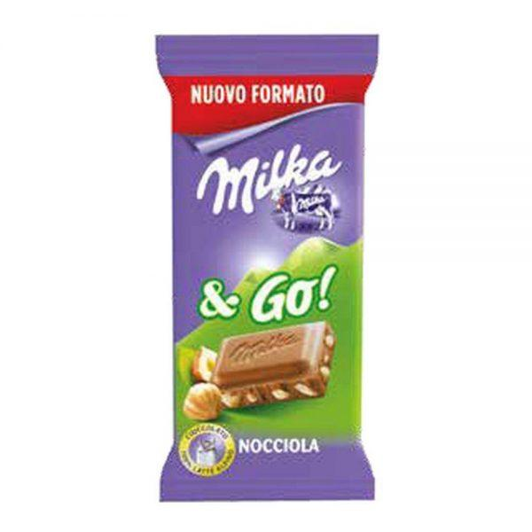 Шоколад Milka Fondente & GO