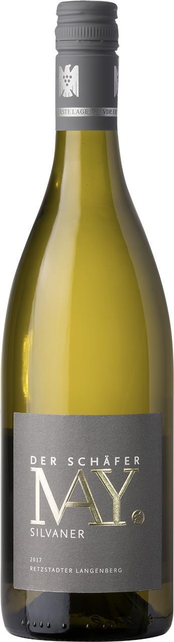 Вино Сильванер Дер Шефер / Silvaner Der Schafer,  Сильванер,  Белое Сухое, Германия