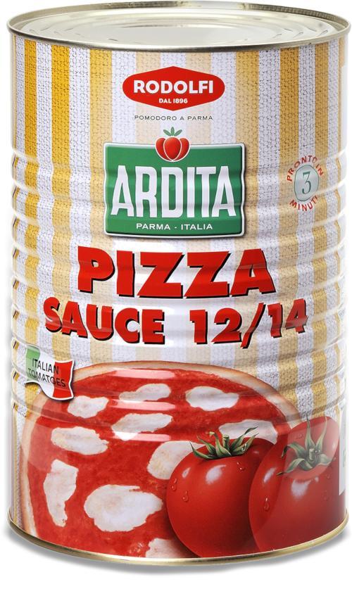 Соус для пиццы Rodolfi Pizza Sauce 12\14